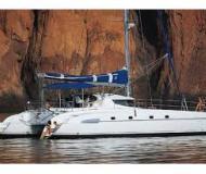 Kat Bahia 46 Yachtcharter in Marina Alimos Kalamaki