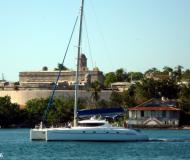 Catamaran Bahia 46 for rent in Cienfuegos