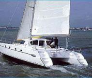 Cat Belize 43 for rent in Marina de Koumac