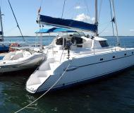 Catamaran Belize 43 for hire in Cienfuegos