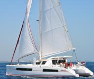 Catamaran Catana 47 for rent in Netsel Marmaris Marina