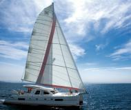 Catamaran Catana 50 for rent in Uturoa Marina