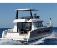 Cat Fountaine Pajot MY 37 available for charter in ACI Marina Trogir