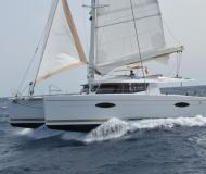 Catamaran Helia 44 for charter in Marina Le Marin