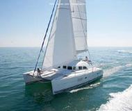 Catamaran Lagoon 380 for rent in Furnari