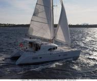 Cat Lagoon 380 for rent in Port Louis Marina