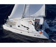 Cat Lagoon 380 for rent in Porto Montenegro