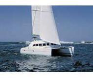 Kat Lagoon 380 S2 Yachtcharter in Marina Praslin