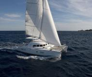 Catamaran Lagoon 380 S2 for rent in Port Lavrio