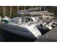 Katamaran Lagoon 380 S2 Yachtcharter in Marina Le Marin