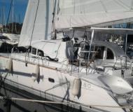 Kat Lagoon 380 S2 chartern in Gouvia Marina