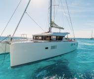 Catamaran Lagoon 39 available for charter in Road Town