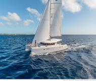 Cat Lagoon 39 available for charter in Primosten