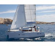 Cat Lagoon 400 for rent in Bodrum Marina Milta