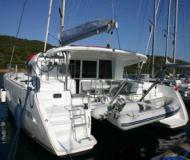 Cat Lagoon 400 available for charter in Dubrovnik
