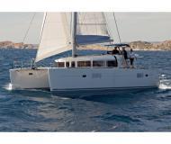 Catamaran Lagoon 400 S2 for charter in Marina Porto Colom