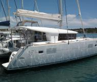 Cat Lagoon 400 for rent in Marina Porto Colom