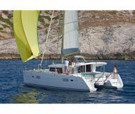 Katamaran Lagoon 400 chartern in Göcek
