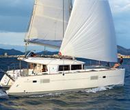 Catamaran Lagoon 400 available for charter in Sibenik