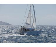 Catamaran Lagoon 400 available for charter in Port Lavrio