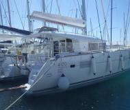 Katamaran Lagoon 400 S2 Yachtcharter in Marina Seget Donji