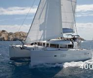 Catamaran Lagoon 400 S2 for hire in Mahon