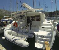 Kat Lagoon 400 S2 Yachtcharter in ACI Marina Dubrovnik
