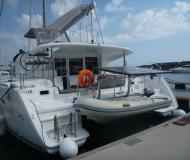 Catamaran Lagoon 400 S2 for rent in Marina Mandalina