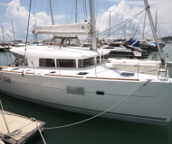Catamaran Lagoon 400 S2 available for charter in Phuket City