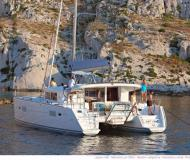 Catamaran Lagoon 400 S2 available for charter in ACI Marina Split