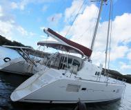 Katamaran Lagoon 410 Yachtcharter in Castries