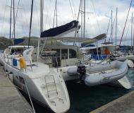 Cat Lagoon 410 for charter in Road Town