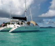 Cat Lagoon 42 available for charter in Trogir