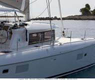 Katamaran Lagoon 420 chartern in Volos