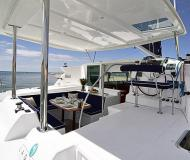 Cat Lagoon 420 for rent in Parikia