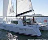 Catamaran Lagoon 420 available for charter in Barcelona