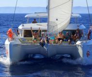 Katamaran Lagoon 420 Yachtcharter in Lavrio