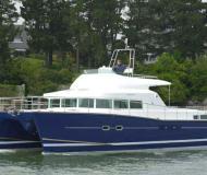 Katamaran Lagoon 43 chartern in Vancouver