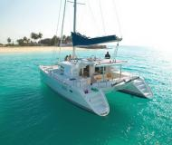 Cat Lagoon 440 for rent in Marina Eczanesi