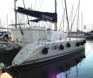 Kat Lagoon 440 chartern in Athen