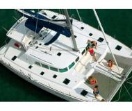 Catamaran Lagoon 440 available for charter in Palermo