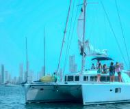 Cat Lagoon 440 available for charter in Cartagena