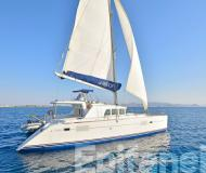 Catamaran Lagoon 440 for rent in Gouvia Marina