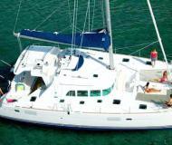 Katamaran Lagoon 440 Yachtcharter in Rodney Bay Marina