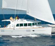 Catamaran Lagoon 440 available for charter in ACI Dubrovnik Marina