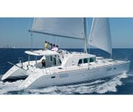Catamaran Lagoon 440 for rent in Marina Veruda