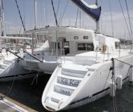 Cat Lagoon 440 available for charter in Sibenik