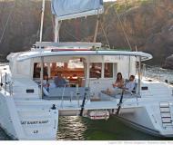Catamaran Lagoon 450 for rent in Marina San Antonio