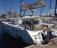 Cat Lagoon 450 for rent in Sant Antoni de Portmany