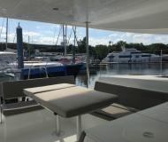 Katamaran Lagoon 450 chartern in Oceanside Marina